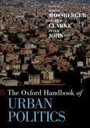 Cover for The Oxford Handbook of Urban Politics