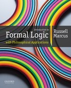Cover for Introduction to Formal Logic with Philosophical Applications