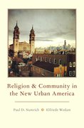 Cover for Religion and Community in the New Urban America