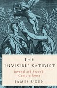 Cover for The Invisible Satirist