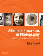 Cover for Alternate Processes in Photography