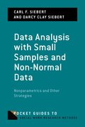 Cover for Data Analysis with Small Samples and Non-Normal Data