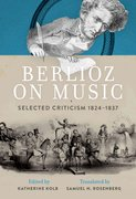Cover for Berlioz on Music