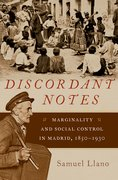 Cover for Discordant Notes