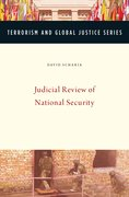 Cover for Judicial Review of National Security