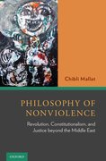 Cover for Philosophy of Nonviolence