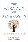 Cover for The Paradox of Generosity