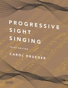Cover for Progressive Sight Singing