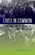 Cover for Lives in Common