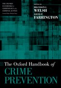 Cover for The Oxford Handbook of Crime Prevention
