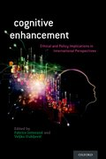 Cover for Cognitive Enhancement - 9780199396818