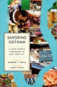 Cover for Savoring Gotham