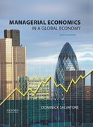 Cover for Managerial Economics in a Global Economy