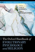 Cover for The Oxford Handbook of Evolutionary Psychology and Religion