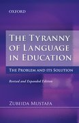 Cover for The Tyranny of Language in Education