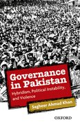 Cover for Governance in Pakistan