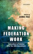 Cover for Making Federation Work