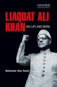 Cover for Liaquat Ali Khan