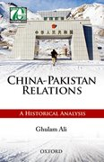 Cover for China-Pakistan Relations