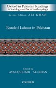 Cover for Bonded Labour in Pakistan