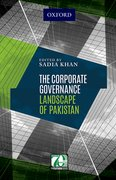 Cover for The Corporate Governance Landscape of Pakistan