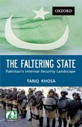Cover for The Faltering State