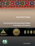 Cover for The Arts and Crafts of the Hunza Valley in Pakistan