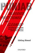 Cover for The Punjab Bloodied, Partitioned and Cleansed