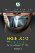 Cover for Freedom of the Press