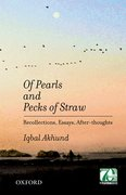 Cover for Of Pearls and Pecks of Straw