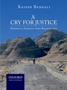 Cover for A Cry for Justice