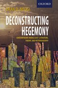 Cover for Deconstructing Hegemony