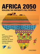 Cover for Africa 2050