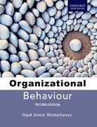 Cover for <i>Organizational Behaviour</i>