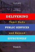 Cover for Delivering Public Services Effectively