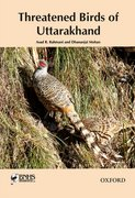 Cover for Threatened Birds of Uttarakhand