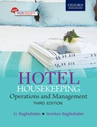 Cover for <i>Hotel Housekeeping: Operations and Management 3e (includes DVD</i>)