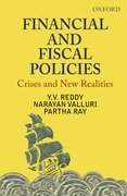 Cover for Financial and Fiscal Policies