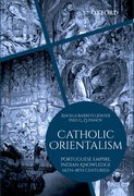 Cover for Catholic Orientalism