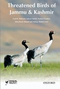Cover for Threatened Birds of Jammu & Kashmir