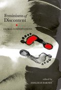 Cover for Feminisms of Discontent: Global Contestations