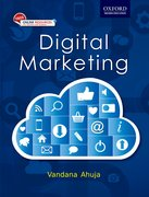 Cover for Digital Marketing