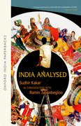 Cover for India Analysed