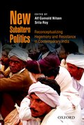 Cover for New Subaltern Politics