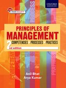 Cover for Principles of Management