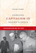 Cover for Forging Capitalism in Nehru