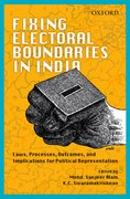 Cover for Fixing Electoral Boundaries in India