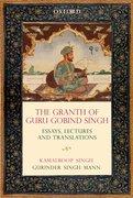 Cover for The Graṅth of Guru Gobind Singh