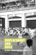 Cover for Displacement and Exile