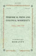 Cover for Periodical Press and Colonial Modernity